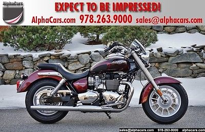 Triumph : Other LED headlight Service Up To Date Low Mileage Financing & Trades