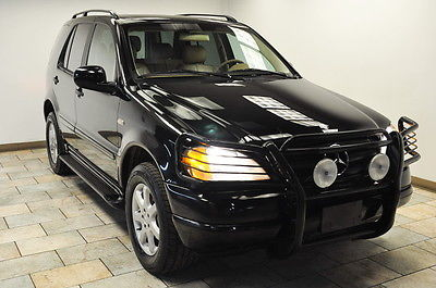 Mercedes-Benz : M-Class ML430 430 2000 mercedes benz m class ml 430 1 owner low miles