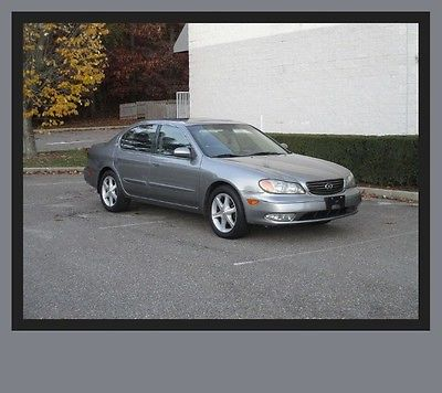 Infiniti : I35 Luxury 03 infinity i 35 leather moonroof heated seats low miles clean car fax