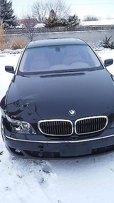 BMW : 7-Series 750Li 2006 bmw 750 li