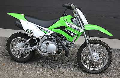Kawasaki : KLX Kawasaki KLX 110  2012 Great Condition garage kept less than 50Miles Great Deal