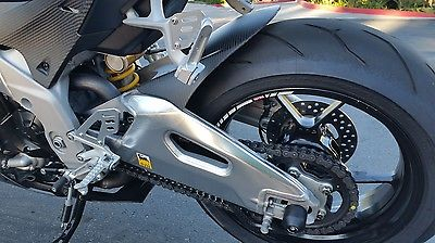 Other Makes : Aprilia Motorcyle Black on Black Fast Aprilia 2014! Low Miles Perfect Condition!
