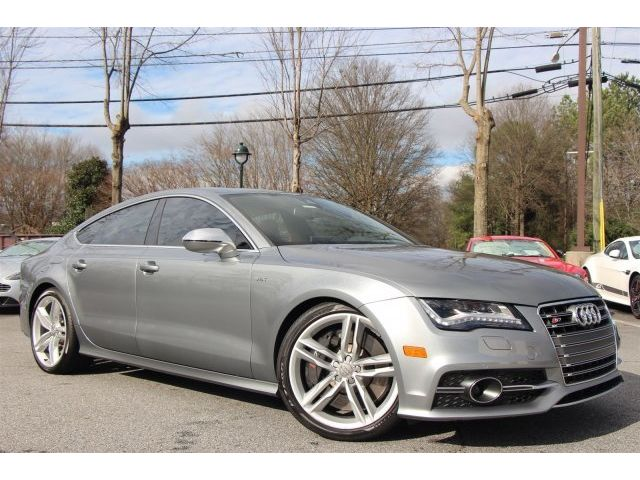 Audi : Other S7 Prestige 2013 audi s 7 prestige innovation adapt cruise leds carbon inlays cold wthr
