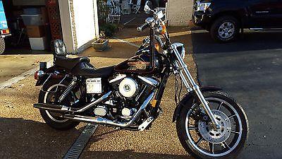 1993 harley davidson dyna low rider motorcycles for sale. Black Bedroom Furniture Sets. Home Design Ideas