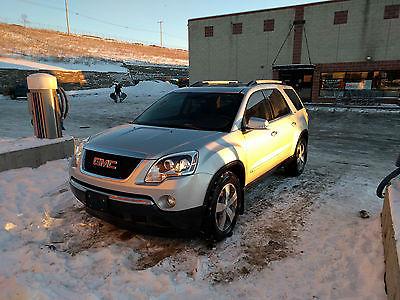 GMC : Acadia SLT 2010 gmc acadia slt sport utility 4 door 3.6 l