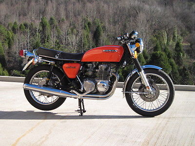 Honda : CB Vintage 1976 Honda CB550F Super Sport  Must SEE!!!  250+ Pictures to SEE!!