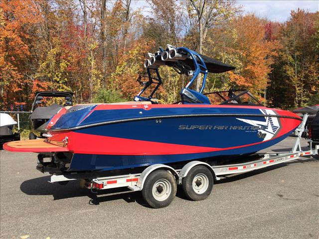 2014 Nautique Super Air G23