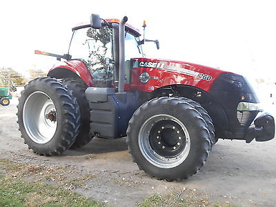 2013 Case/IH 260 Tractor 593hrs