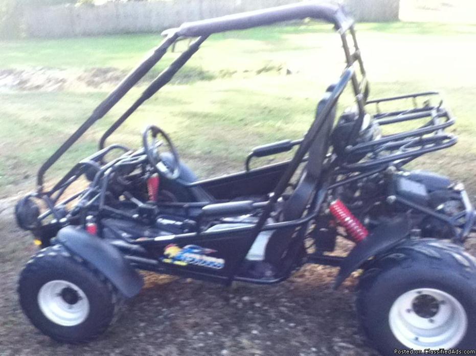 Trailmaster Go Kart Car – Articleblog info