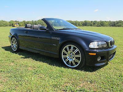 BMW : M3 Base Convertible 2-Door 2006 bmw m 3 base convertible 2 door 3.2 l