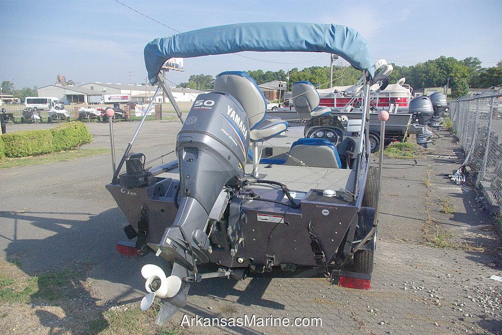 2007 G3 BOATS Eagle 175v