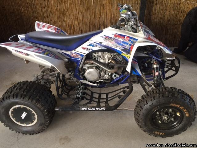 Yamaha yfz450 motorcycles for sale in bakersfield california for Yamaha 450 for sale