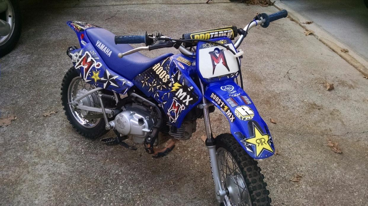 2003 ttr 90 yamaha motorcycles for sale for Yamaha ttr 90 for sale