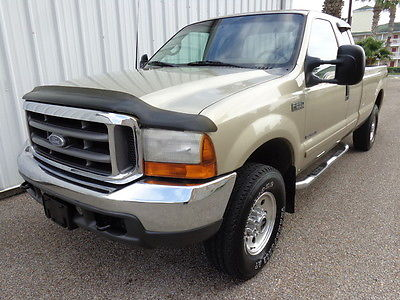 Ford : F-250 XLT 2001 ford super duty f 250 xlt 4 x 4 7.3 l powerstroke turbo diesel super nice truck