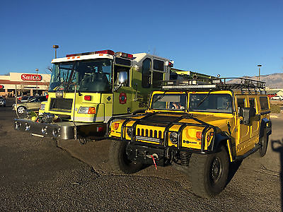 Hummer : H1 Wagon 1999 hummer h 1 am general wagon turbo custom 4 x 4 69 k miles showroom
