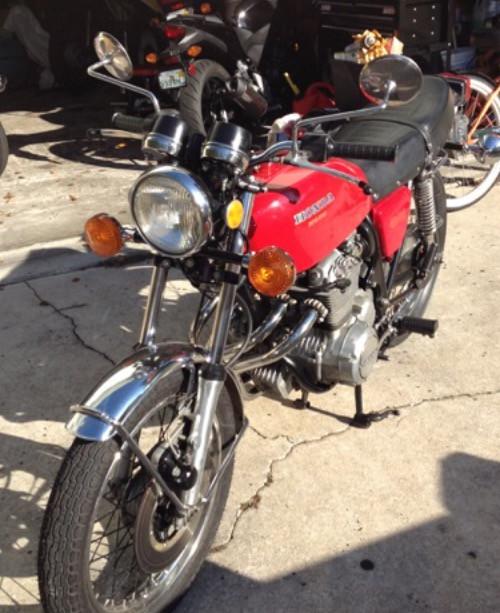 2004 Yamaha Yz 125