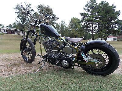 Custom Built Motorcycles : Bobber Custom Built Bobber, Chopper