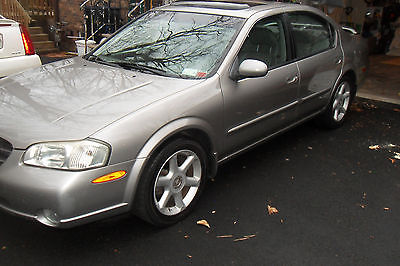 Nissan : Maxima 2001 nissan maxima se 5 speed rust free excellent condition