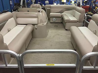 18 Ft Pontoon Boat Boats For Sale