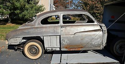 Mercury : Other 1950 mercury coupe project