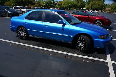 Honda : Accord EX 1997 honda accord vtec
