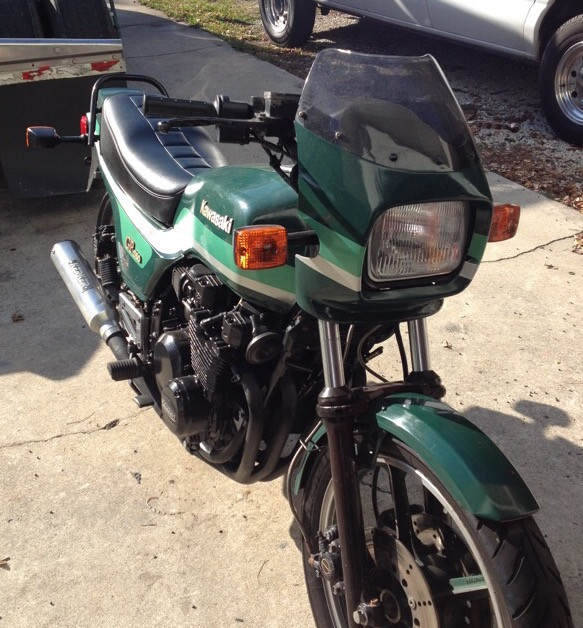 1983 Gpz 550 Motorcycles For Sale