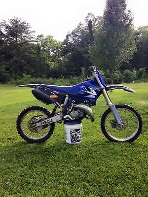 Yamaha : YZ 2002 yamaha yz 125