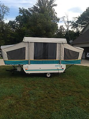 Coleman Pop Up Camper Awning RVs for sale
