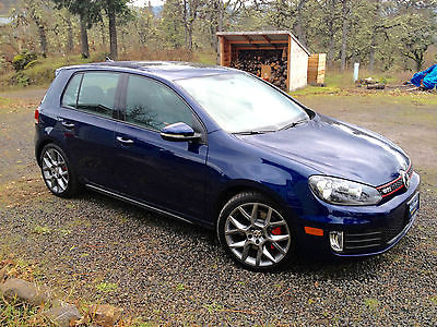 Volkswagen : Golf Hatchback 4-Door 2013 volkswagen gti hatchback 4 door 2.0 l special wheels super fun practical