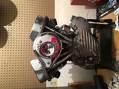 Harley-Davidson : Other Harley panhead 1959 motor engine bobber rat chopper knucklehead shovelhead Oem