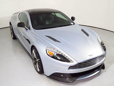 Aston Martin : Vanquish 2dr Coupe 2015 aston martin vanquish coupe