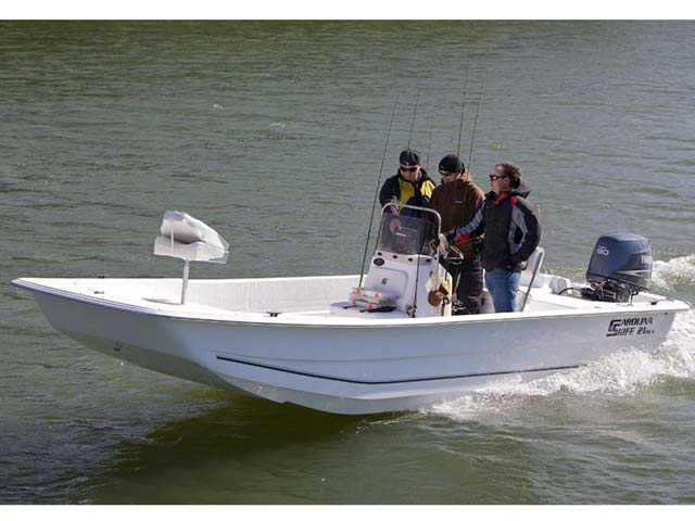 2012 Carolina Skiff DLX Series 1965