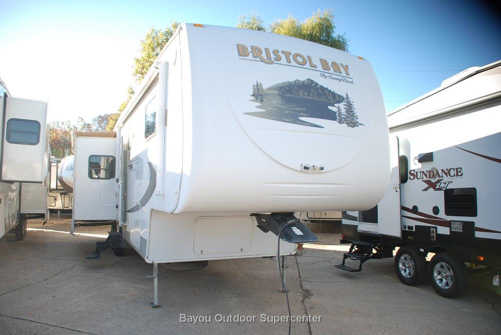 2009 Sunnybrook Bristol Bay 3505RI
