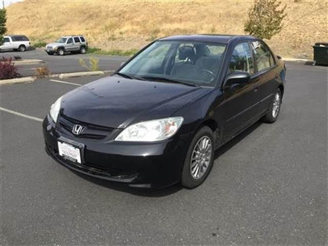 2005 Honda Civic Sedan LX Sedan 4D