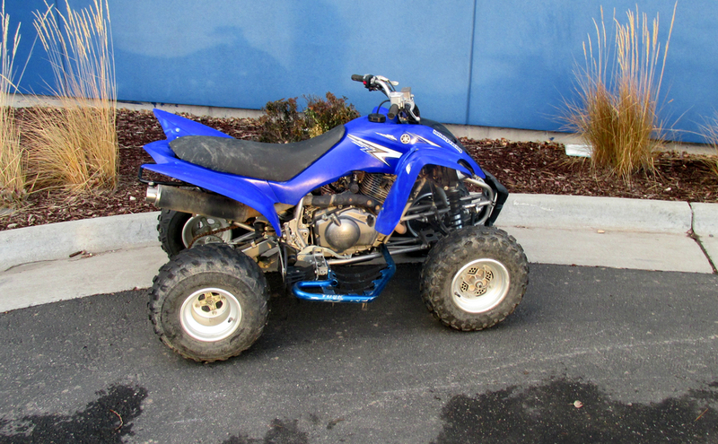Yamaha raptor 350 motorcycles for sale in idaho for Yamaha raptor 50 for sale