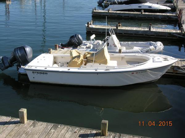 2012 Steiger 21' Long Beach CC