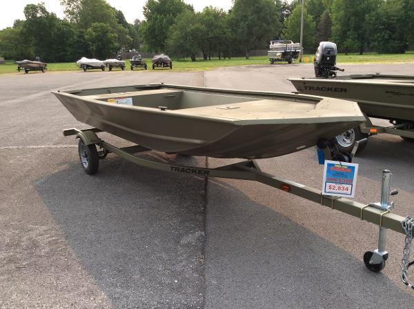 Tracker 1648 Jon boats for sale in Missouri