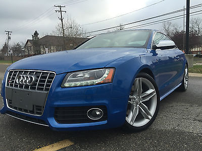 Audi : S5 Base Coupe 2-Door 2010 audi s 5 prestige package fully loaded rev cam navi bang and olufsen sound