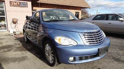 Chrysler : PT Cruiser GT 2dr Convertible 2006 chrysler pt cruiser