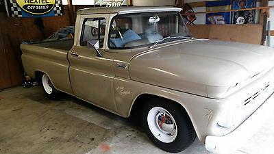 Chevrolet : C-10 Base 1962 c 10 chevrolet truck