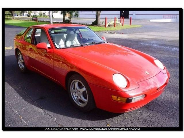 Porsche : 968 Base Rare 94 Porsche 968 Coupe Excellent and Original Just Serviced with Receipts FL