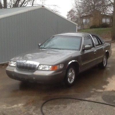 Mercury : Grand Marquis GS 2000 mercury grand marquis gs