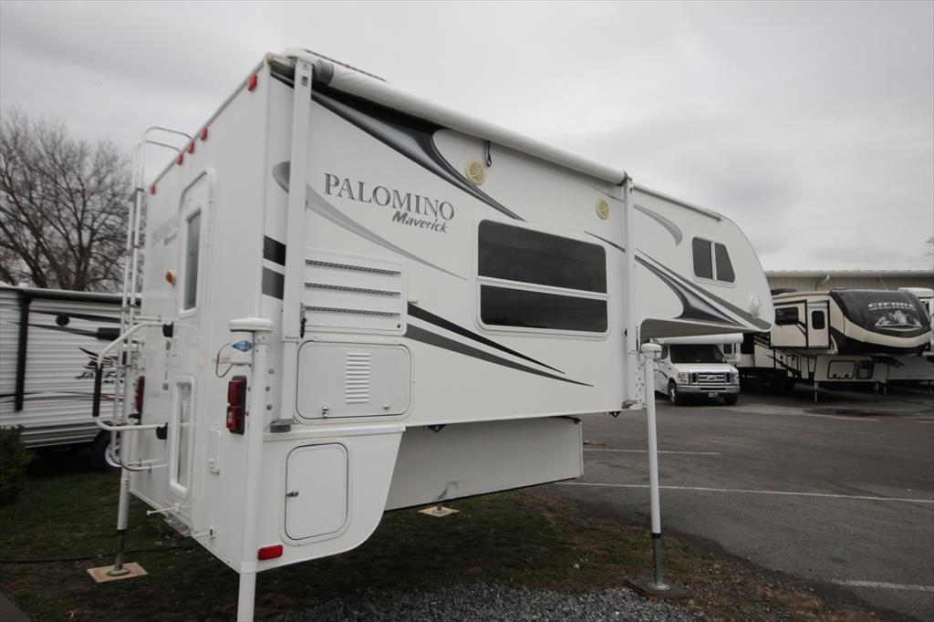 2011 Palomino Maverick 8801