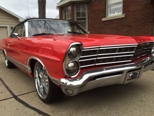 Ford : Galaxie 500 1967 ford galaxie 500 xl convertible
