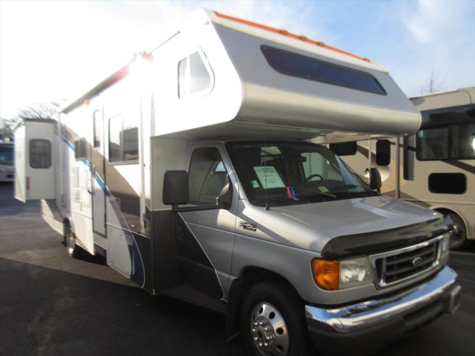 Fleetwood Rv Bounder 33c Rvs For Sale