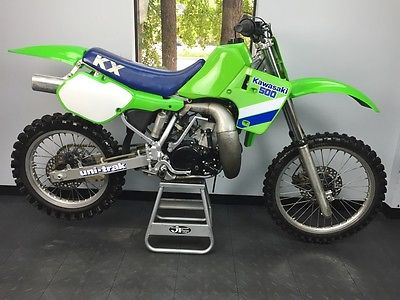 Kawasaki : KX 1987 kawasaki kx 500 clean and affordable kx 500