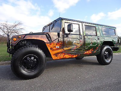 Hummer : H1 2000 hummer h 1 wagon
