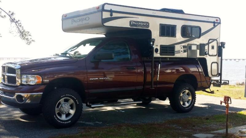 Palomino Truck Bed Camper Rvs For Sale