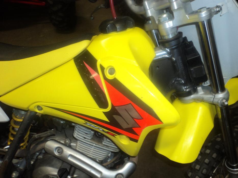 Suzuki DRZ250 DRZ 250 2001-2007 Full Gasket Kit 4 STROKE
