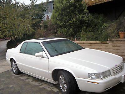 Cadillac : Eldorado ETC 2001 cadillac eldorado etc ovner a non smoker